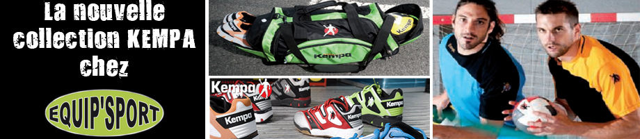La collection Kempa chez Equip'Sport